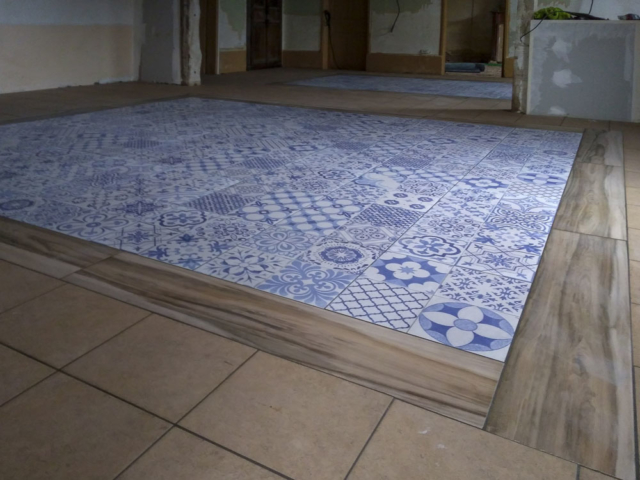 BF carrelage - pose carrelage